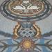 Mozaik padló