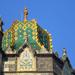 Sárga, zöld kupola