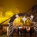 Karácsonyi vásár fénykapuja