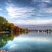 Balatonalmádi - strand ősszel