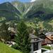 Klosters dél felől