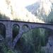 Viadukt a Zugenschlucht-ban
