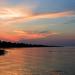 Még egy naplementés kép