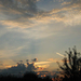 naplemente eső után