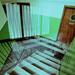 hármas lépcsőház