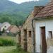 Bakonybél, romos ház