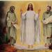 Transfiguratio Domini – szentkép, a 20. század első feléből