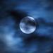 Felhős Hold
