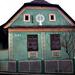 Hármasfalu, Erdély. Falusi ház (14)