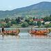 Sárkányhajósok a Dunán