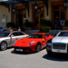 Bentley - Ferrari - Rolls-Royce
