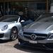 Porsche - Mercedes-AMG