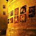 Fotókiállítás a várfalon
