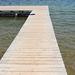 Stég Neufelder tó