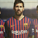 Messi and his companions at the Camp Nou entrance 02