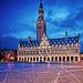 Leuveni könyvtár