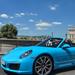 Porsche 911 Carrera 4S Cabriolet MkII (991)