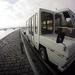 Mobil Szauna a Duna-parton - sajtófotók