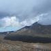 Tongariro Friss lávafolyás nyoma