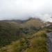Tongariro Mély völgyön keresztül
