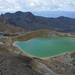 Tongariro Smaragd tavak felülről