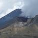 Tongariro Vörös-kráter messziről