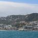 Wellington waterfrontról háttérben Mt Victoria