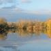 Dunakeszi tőzegtó ősszel