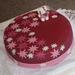 Hello Kitty-s kerek torta