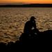 Az 'öreg' halász meg a Naplemente