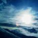 3 méterrel a felhők felett...