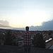 A város felett