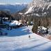 Splendid ski course accommodation
