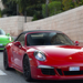 Porsche 911 GTS Cabrio - GT3 RS