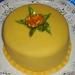 Sárga torta