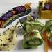 Grillezett zöldségtál