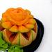 Sárgadinnye - rózsa
