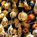 Bécs - Wiener christkindlmarkt karácsoyfa dísz