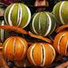 Bécs - Wiener christkindlmarkt narancsdísz