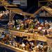 Bécs - weihnachten Markt Am Hoh betlehemes figurák