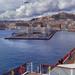 Costa - Nápoly kikötő HDR 774