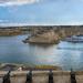 Costa - Valletta - Saluting Battery- Kalkara Birgu Isla városrés