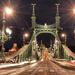 A Szabadság híd este