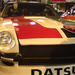 Datsun 240Z (Hangyász) orr
