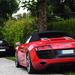Ferrari F430 Spider - Audi R8 V10 Spyder