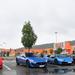 Lamborghini - Maserati - Lamborghini - Ferrari