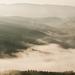 Hajnal a Somlyó hegyen
