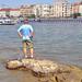 Album - Az Ínség-szikla és az aszályos Duna