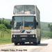Ikarus 256 Girón XVII emeletes busz Kuba 1994 (fotó John Veerka