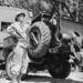 Amerikai Quick-Way E daru Coleman G-55A alvázon 1942